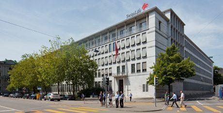 Vorsorge Finanzplanung Versicherungen Swiss Life